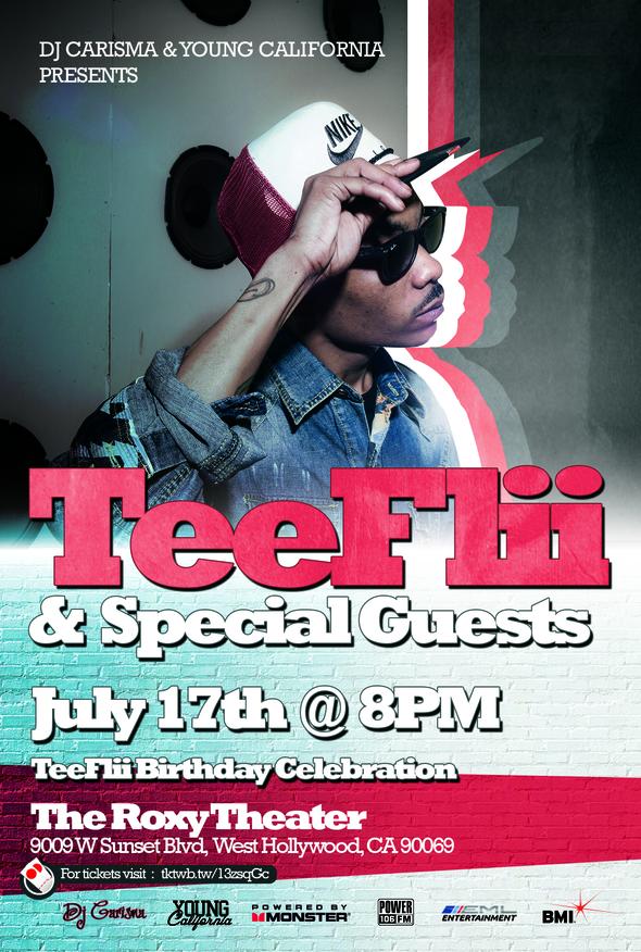 DJ_Carisma-Tee_Flii-July_17-Flyer-Print