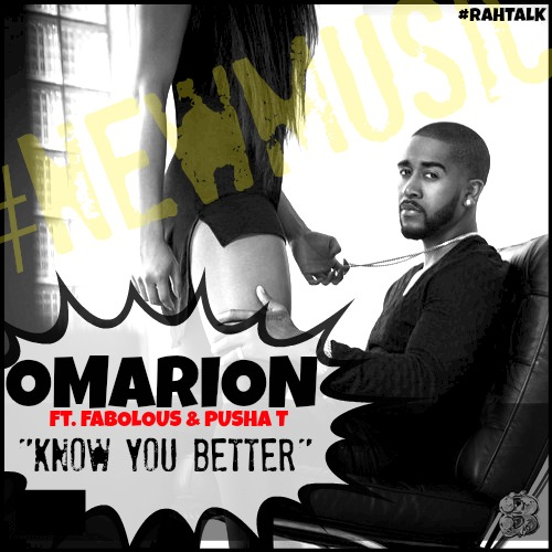 Look out for Omarion's album which is set to drop sometime later this year.