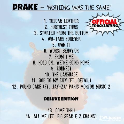 Drake - Nothingt
