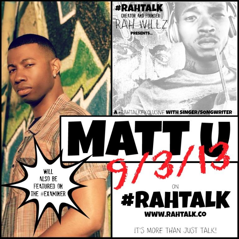 Matt U Rah